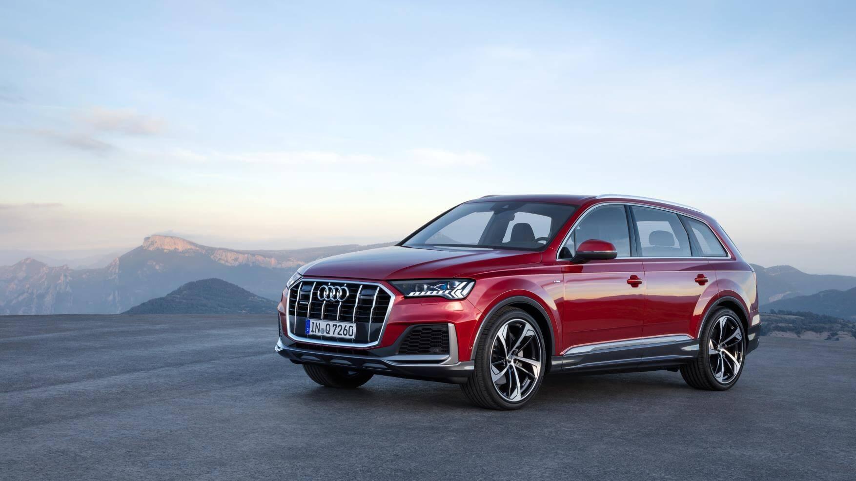 Audi Q7 2019, microhíbrido apto para la gran ciudad