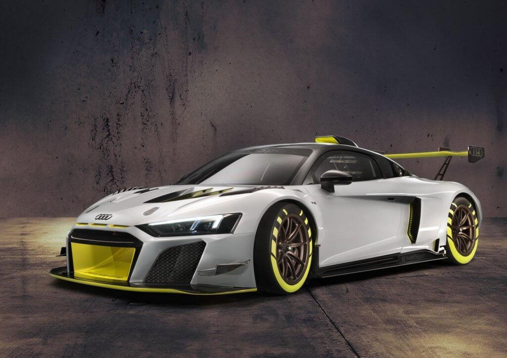 Audi R8 LMS GT2, el bólido de carreras más potente para clientes privados