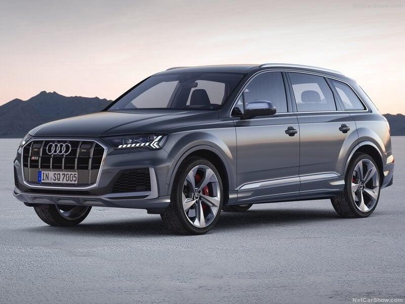 Audi SQ7 TDI, bienvenido a la clase business