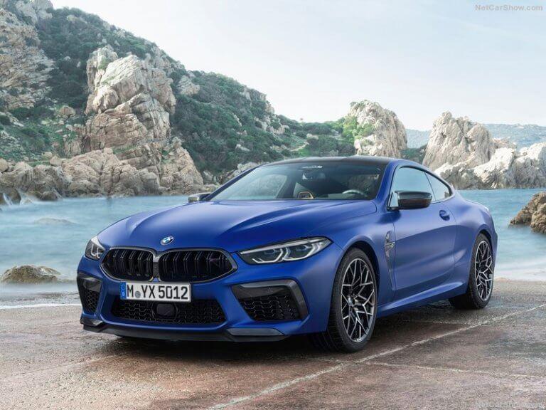 BMW M8 Competition, un deportivo para ir con traje