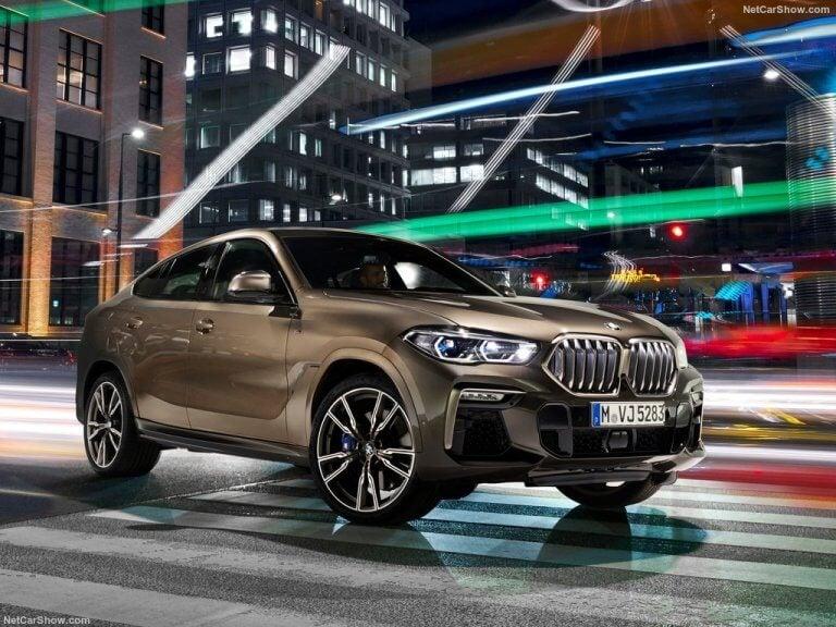 BMW X6 2019, aún más poderoso