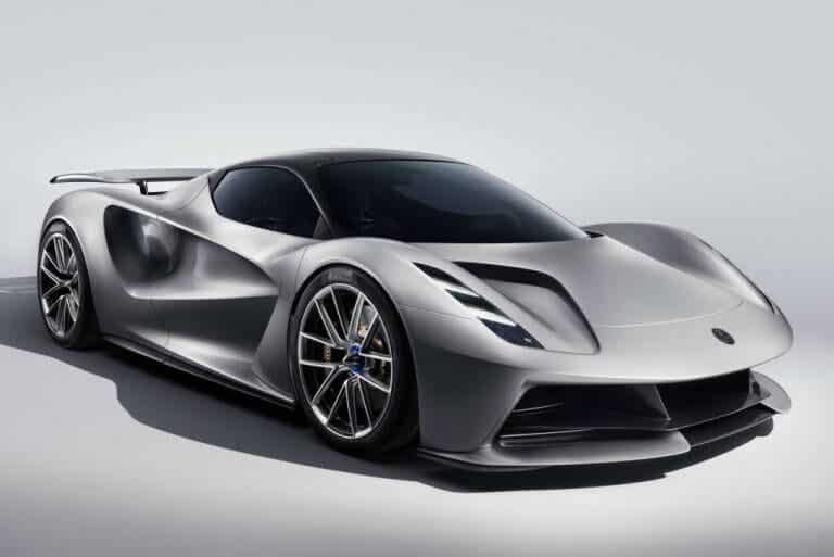 Lotus Evija, 2000 CV que valen el título de más potente del mundo