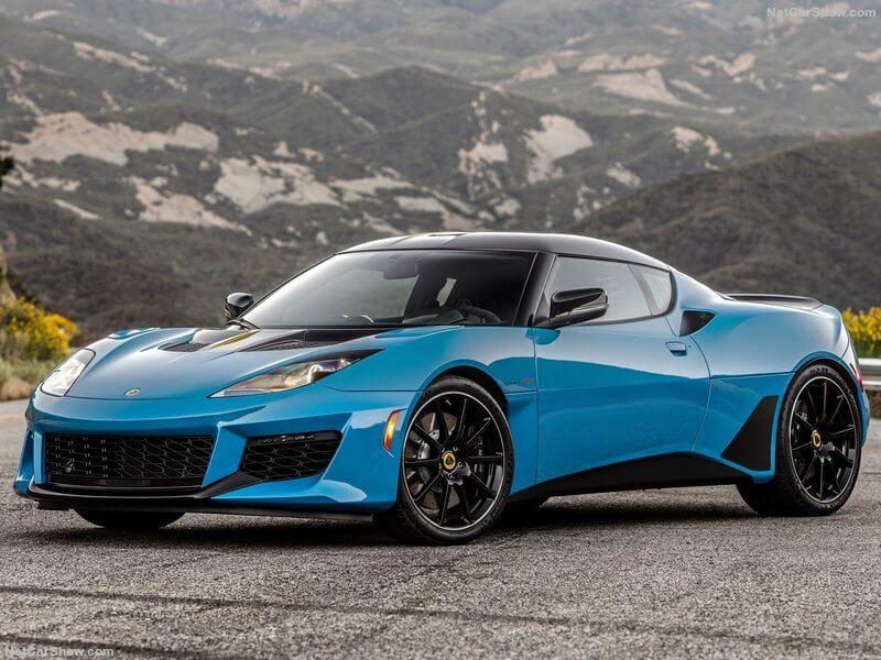 Lotus Evora GT 2020, aún más efectivo