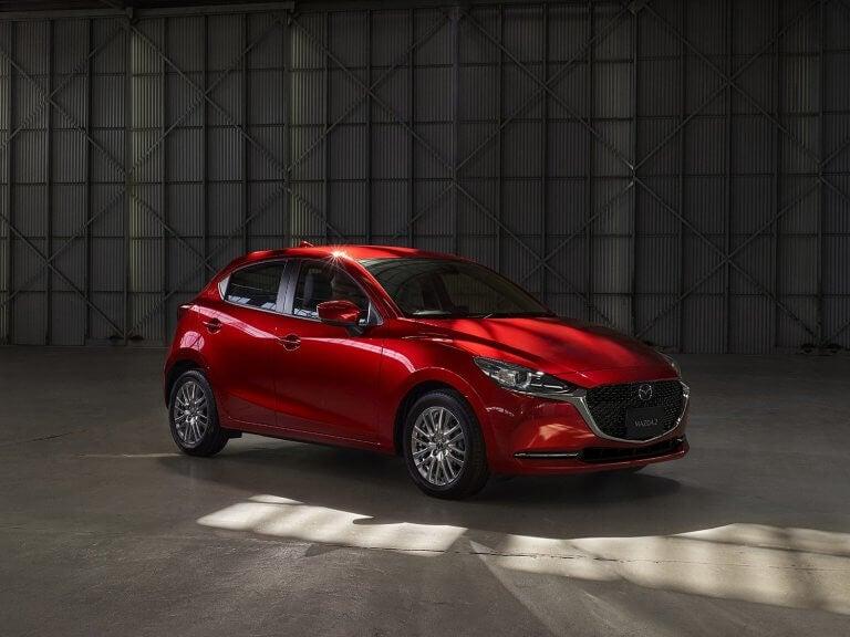 Mazda 2 2020, pequeños cambios para el pequeño de la casa