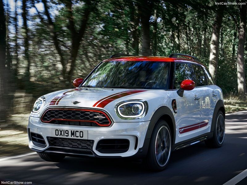 Mini Countryman y Clubman John Cooper Works