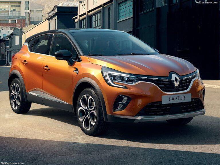 Renault Captur 2019, mucho mejor en todo