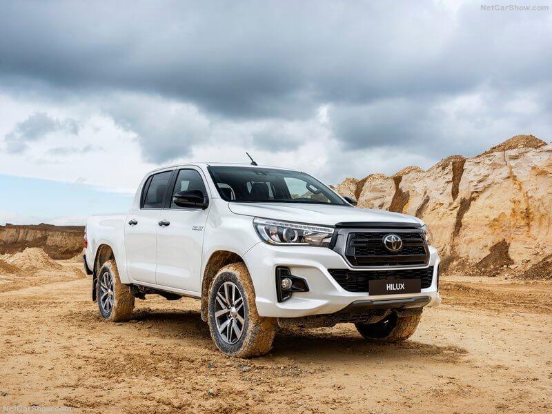 Toyota Hilux Special Edition 2019, un plus de sofisticación
