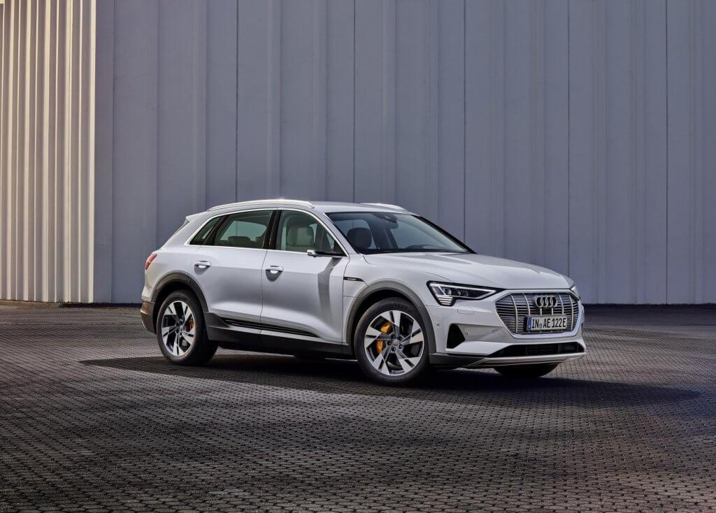Audi e-tron 50 quattro, variante de acceso del SUV eléctrico