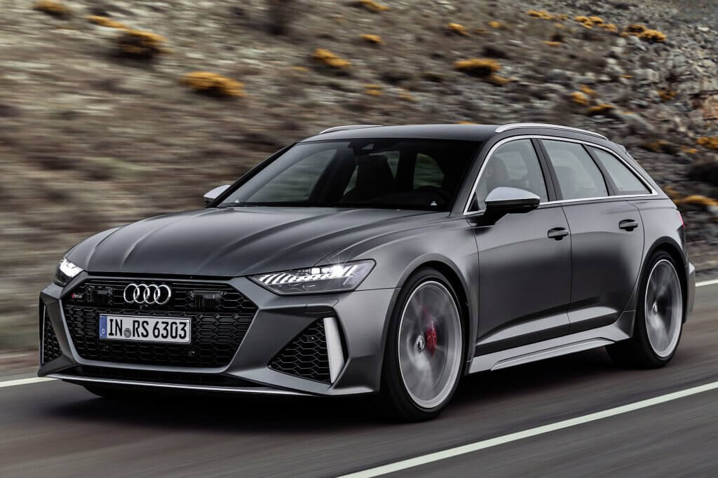 Audi RS6 Avant, el familiar definitivo