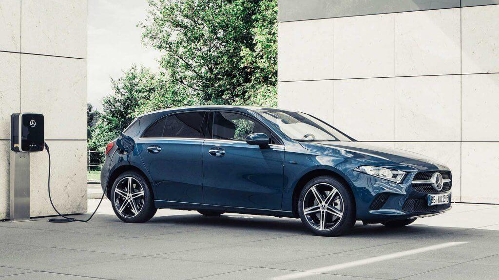 Mercedes Clase A y Clase B Plug-In Hybrid, el buen camino