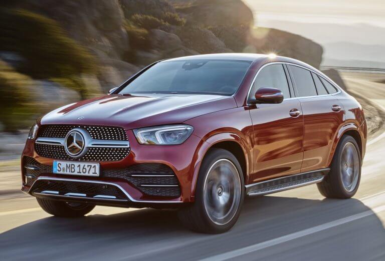 Mercedes GLE Coupé, el SUV deportivo se renueva