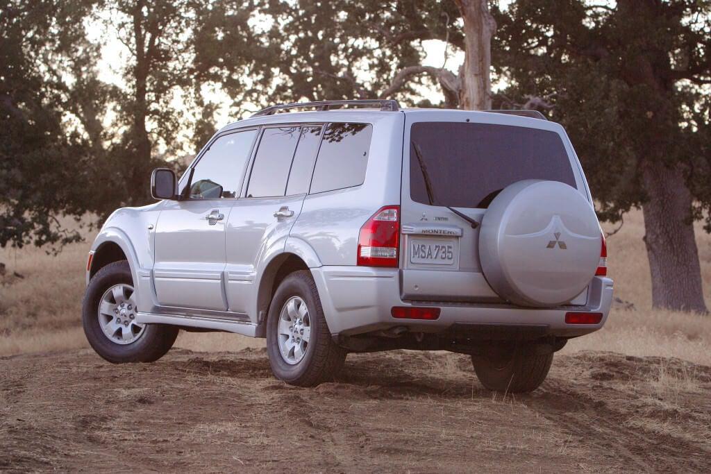 El todoterreno está de luto: muere el Mitsubishi Montero