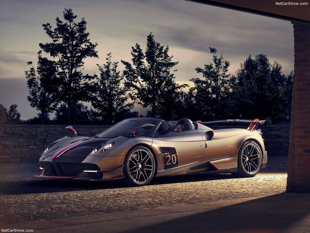 Pagani Huayra BC Roadster, la locura de los diseñadores