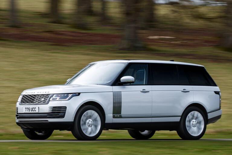 Range Rover, un SUV y medio