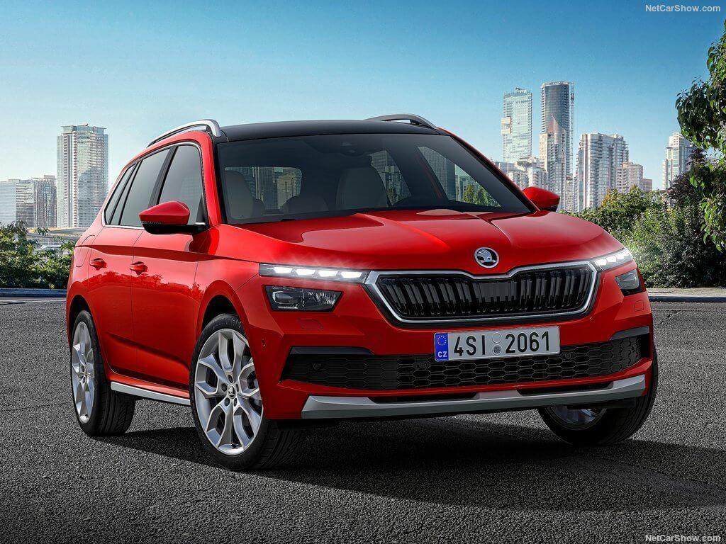 Skoda Kamiq 2019, el nuevo SUV urbano