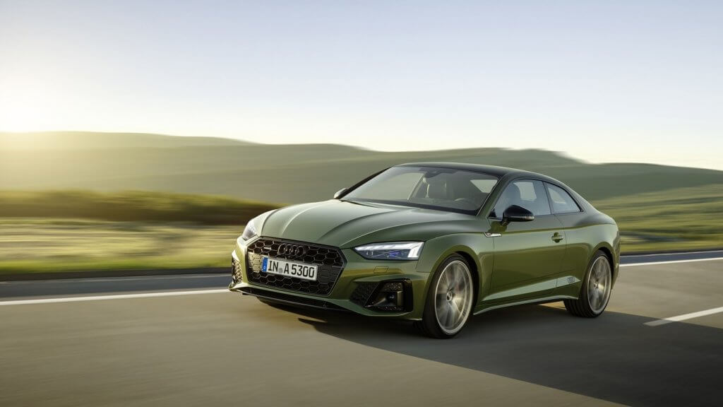 Audi A5 2020, discretamente renovado