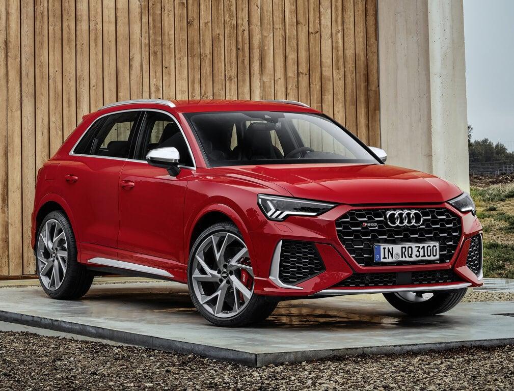 Audi RS Q3, más potente que nunca