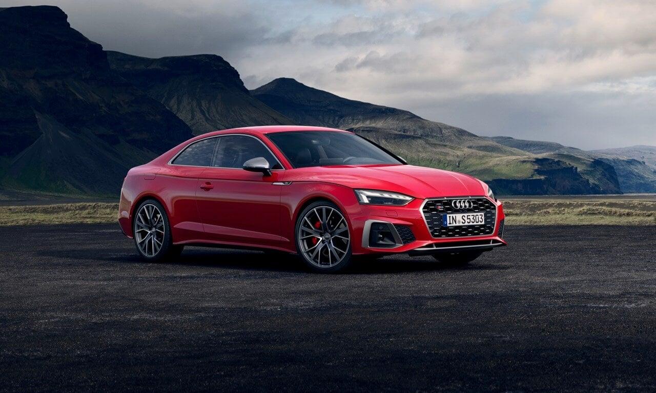 Audi S5 TDI 2020, navegar a contracorriente