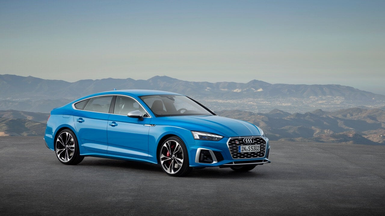 Audi S5 TDI 2020 Sportback.