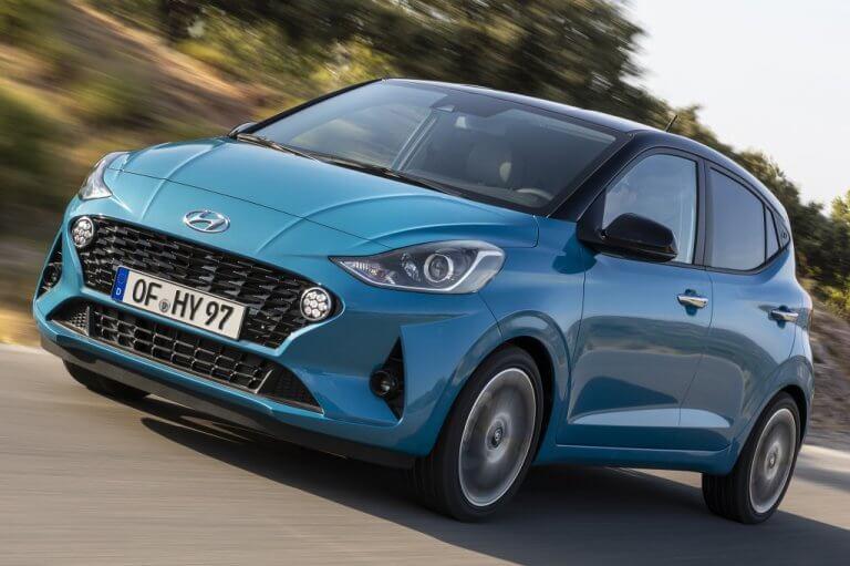 El Hyundai i10 2020 sorprende para bien en su tercera generación