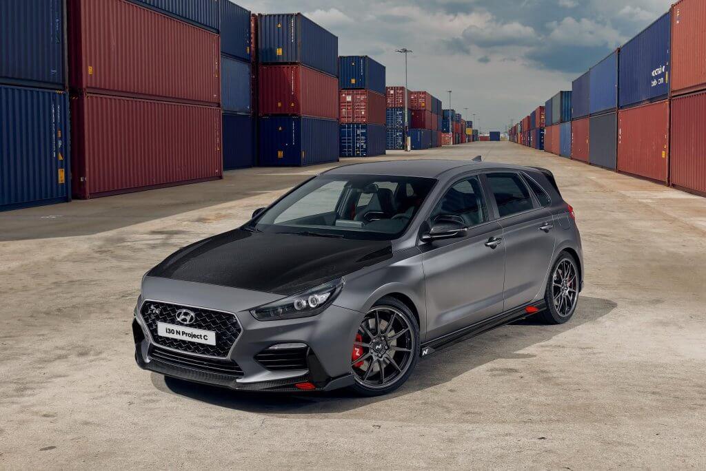 Hyundai i30 N Project C: el más radical viene con fibra de carbono