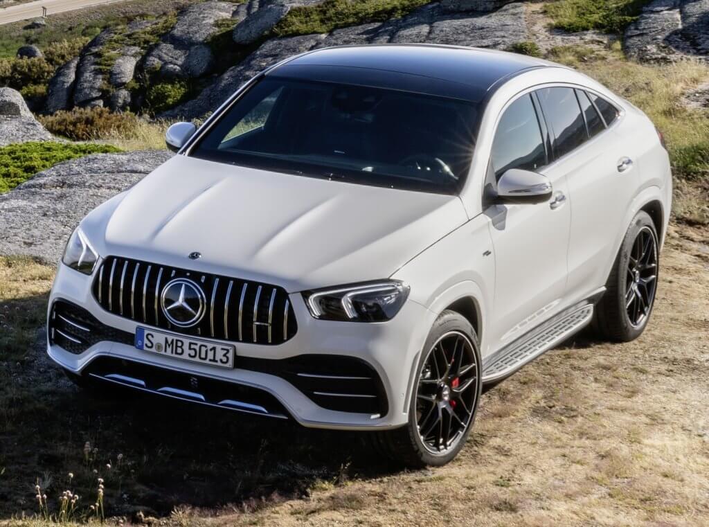Mercedes-AMG GLE 53 Coupé, vitaminas para el SUV deportivo