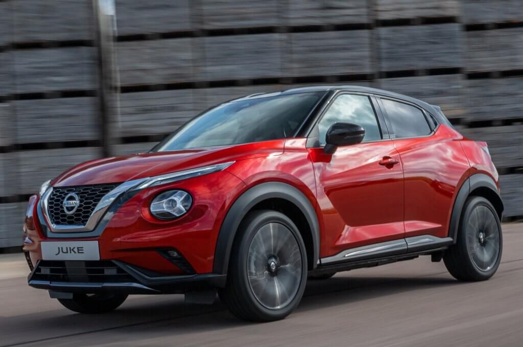Nissan Juke 2020: se acabó la adolescencia