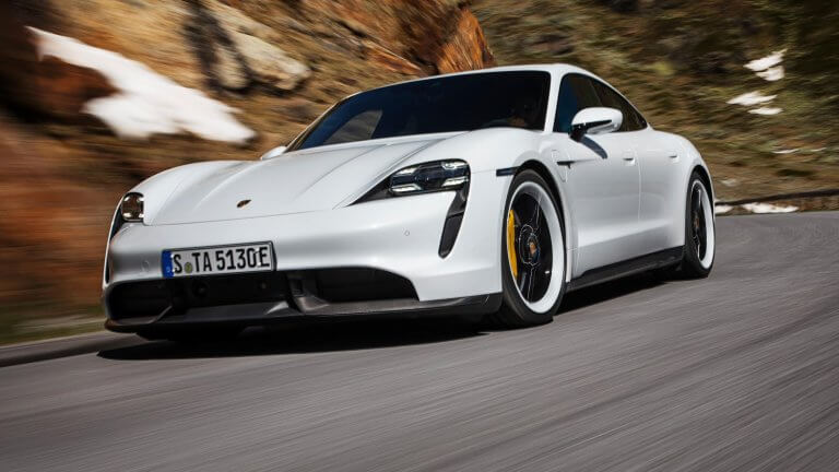 Porsche Taycan, el primer eléctrico de la firma de Stuttgart