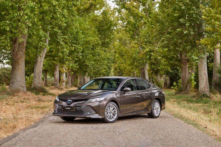 El Toyota Camry Hybrid llega a España tras arrasar en Estados Unidos
