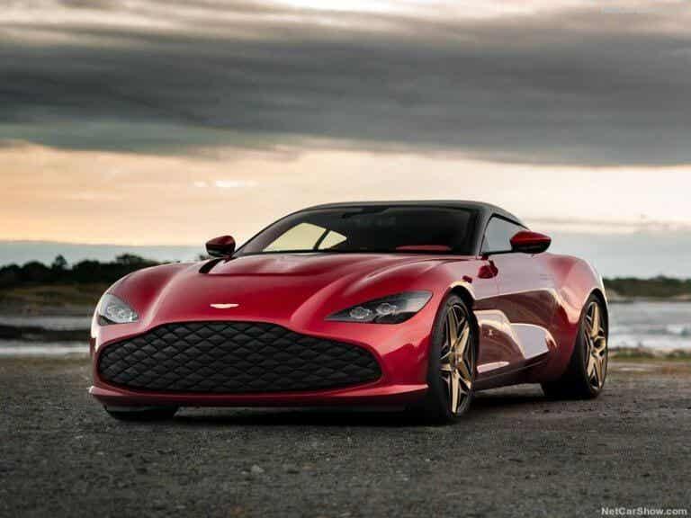 Aston Martin DBS GT Zagato: arte británico