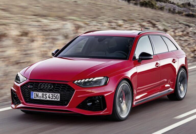 Audi RS4 Avant 2020, un deportivo camuflado