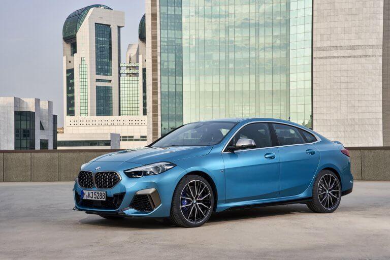 BMW Serie 2 Gran Coupé: compacto de 4 puertas en formato cupé