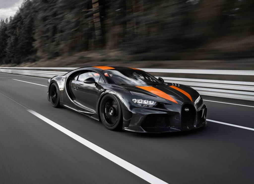 Bugatti Chiron Super Sport 300+ = rozar 500 km/h