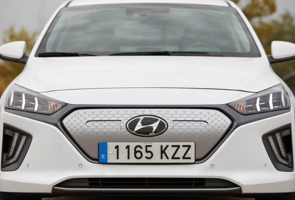 Hyundai Ioniq Eléctrico, actualización con mayor autonomía