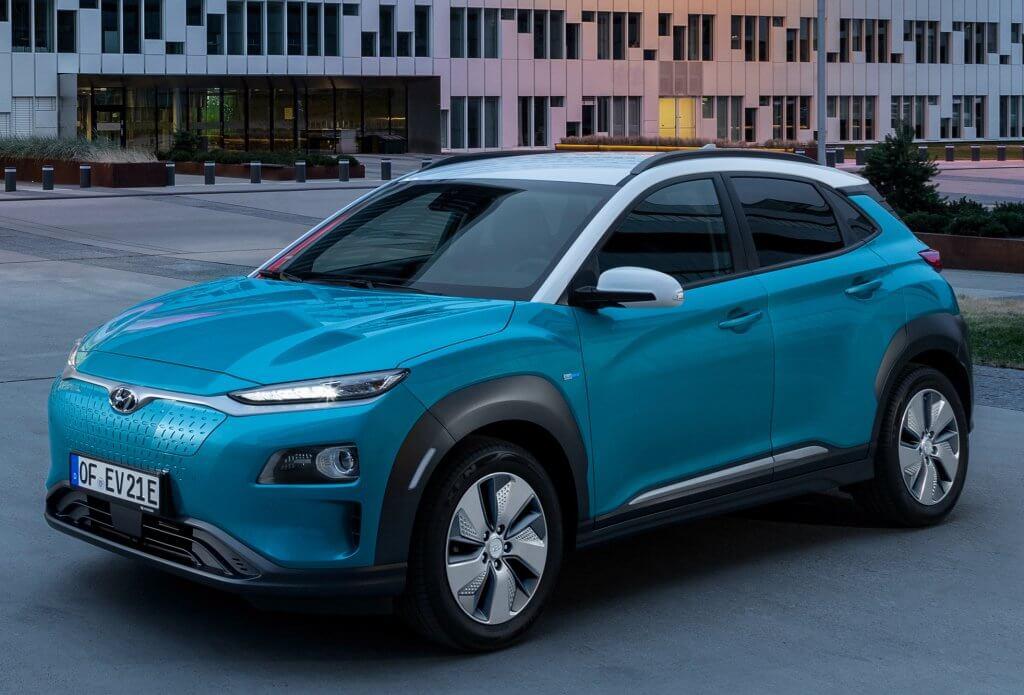 Hyundai Kona Eléctrico, potente y con gran autonomía