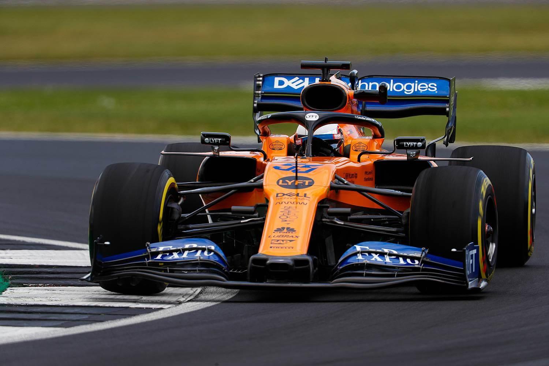 McLaren-Renault 2019.