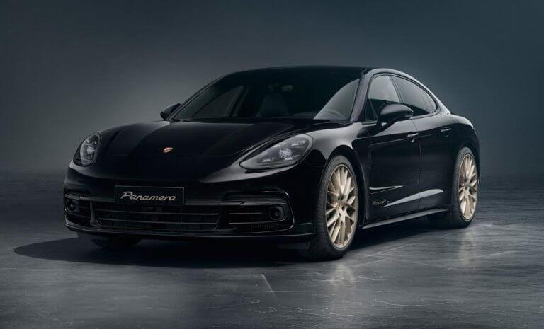 Porsche Panamera 10 Years Edition, para celebrar una década de vida