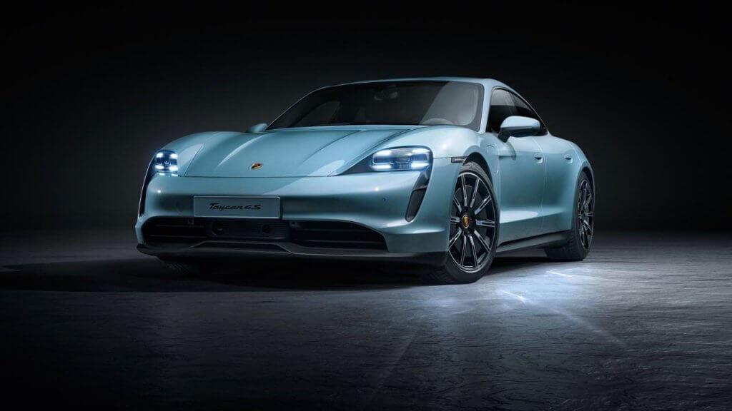Porsche Taycan 4S, versión de acceso del GT eléctrico de Stuttgart