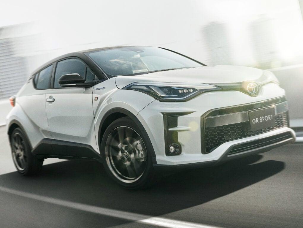 Toyota C-HR GR Sport, estética y poco más
