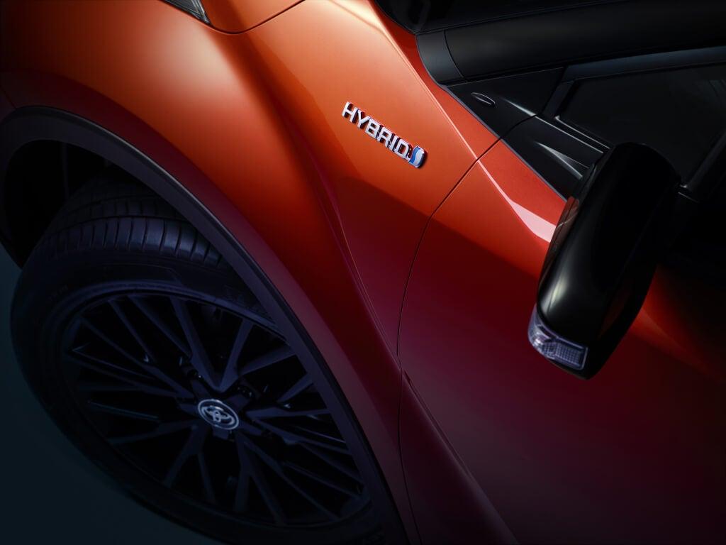 Toyota C-HR 2020, nuevas llantas.