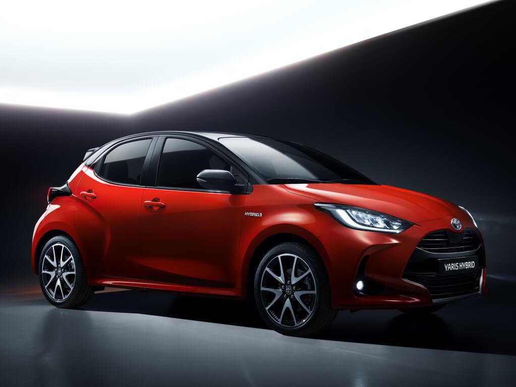 Nuevo Toyota Yaris 2020, porque lo bueno siempre se hace de rogar