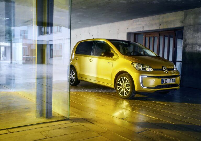 Volkswagen e-Up! 2020, el pequeño eléctrico alemán regresa mejorado