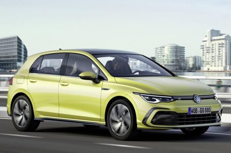 Volkswagen Golf VIII, más cambios de los esperados