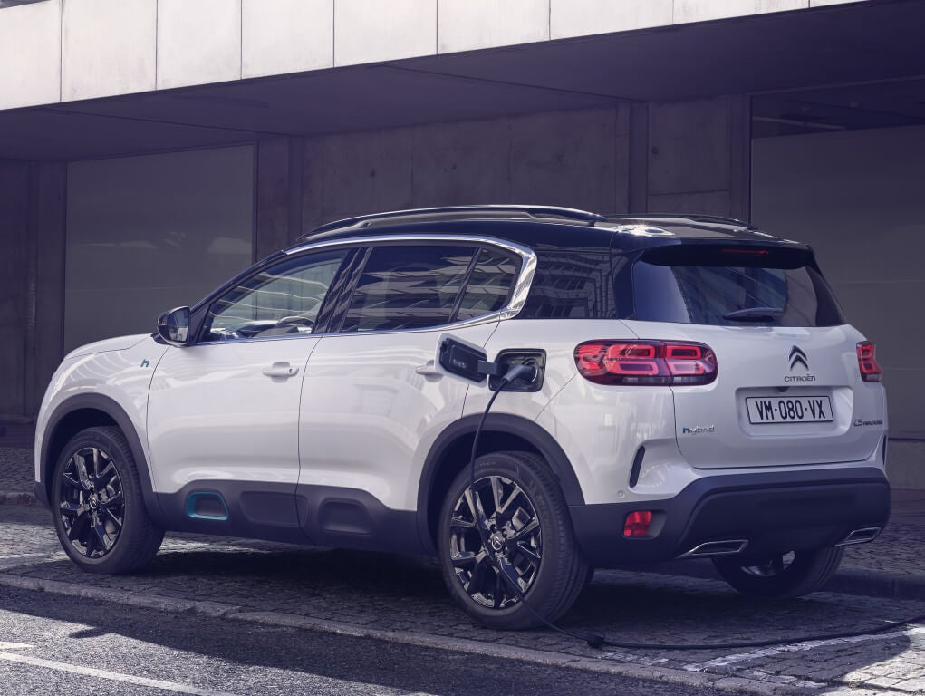 Citroën C5 Aircross Hybrid: el híbrido enchufable no tan caro
