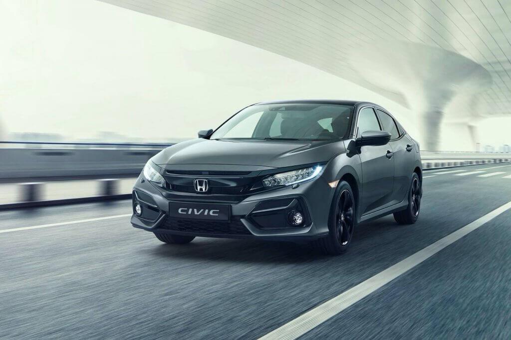 Honda Civic 2020, sutiles cambios para el extrovertido compacto nipón