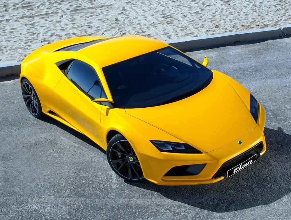 Lotus Elan Concept.
