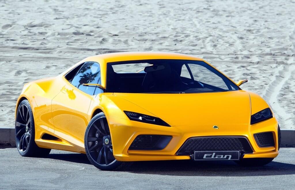 Un nuevo Lotus Elan está por llegar, y esto es todo lo que sabemos