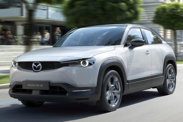 Mazda MX-30, un comienzo arriesgado
