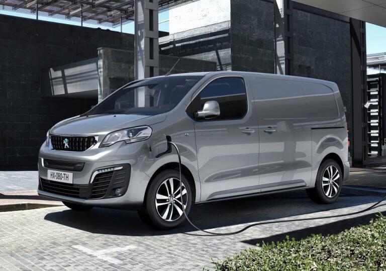 Peugeot e-Expert, la ciudad sin humos es posible