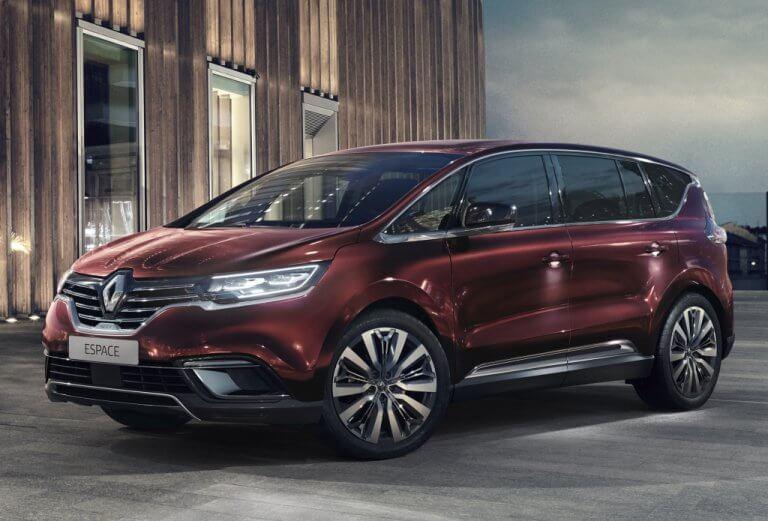 Renault Espace 2020, detalles que marcan la diferencia